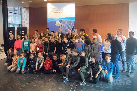 Terugblik persconferentie Finale Landskampioenschap Eredivisie - Badminton Nederland