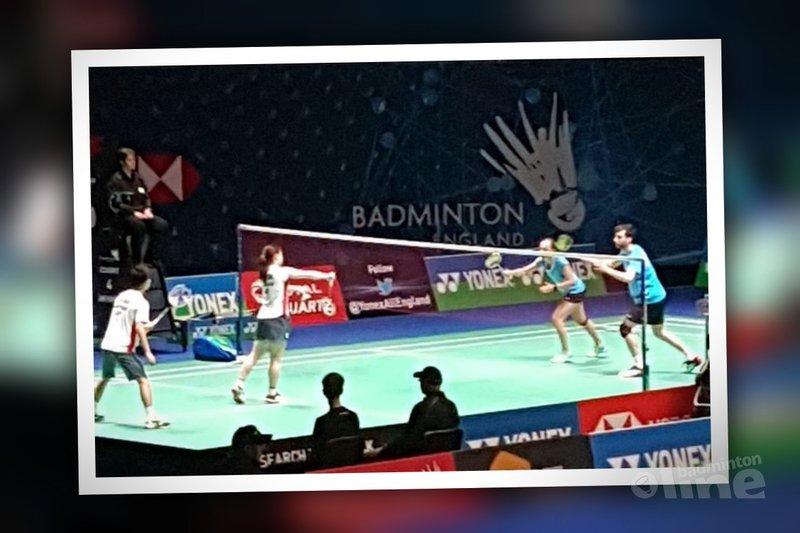 Team NL Badminton uitgeschakeld bij All England 2018: Arends en Piek sneuvelen in tweede ronde - Badminton Nederland