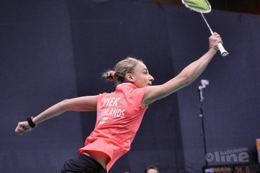 Topbadmintonner Selena Piek wint 25e titel in international challenge circuit