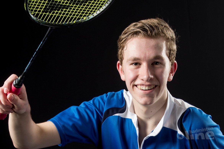 Badmintonners Madouc Linders en Dennis Koppen naar Hellas Junior International jeugdtoernooi in Griekenland