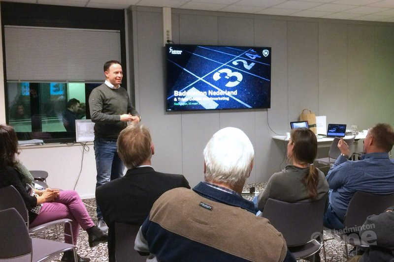Kick-off nieuwe contributiesystematiek Badminton Nederland: een nieuwe blik op de toekomst - Badminton Nederland