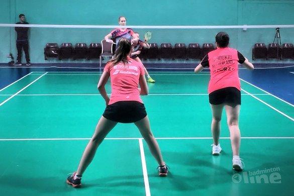Nederlandse kinderen klaar met individuele toernooi Six Nations U17 - Badminton Nederland