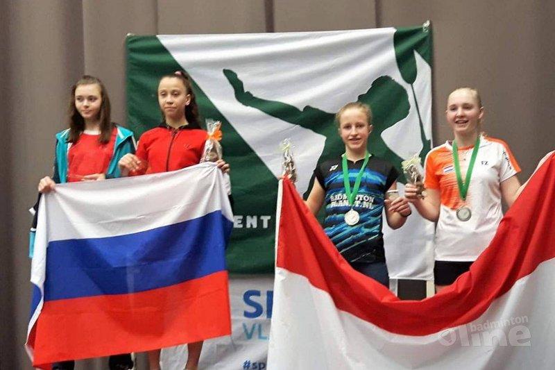 Junior OLVE Tournament 2018 achter de rug voor Nederlandse jeugdploeg - Badminton Nederland