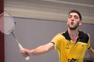 Syrische vluchteling Aram Mahmoud topfavoriet bij Master-toernooi Almere