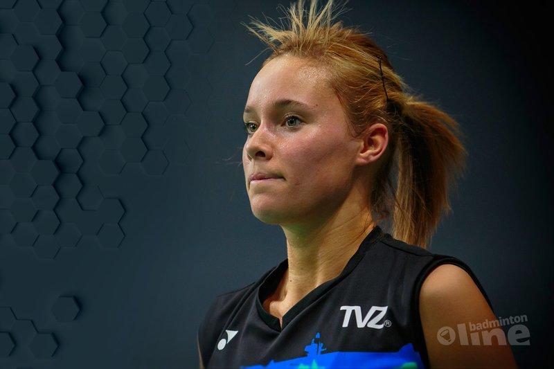 Tweede Dutch International titel voor Soraya de Visch Eijbergen? - Jos van den Einde / badmintonline.nl