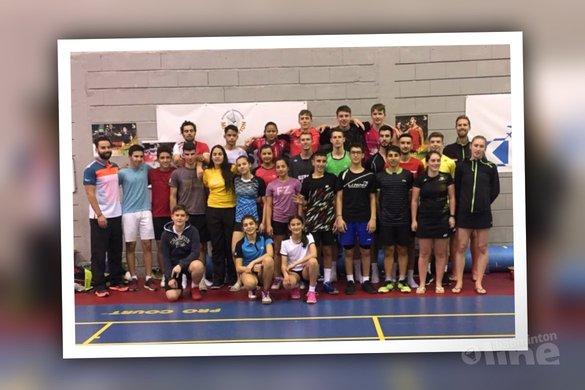 Nederlandse jeugdspelers klaar voor de Hellas International 2018 in Griekenland - Badminton Nederland