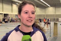 Achterhoek Open 2018 echt badmintonfeest met Selena Piek en Jacco Arends
