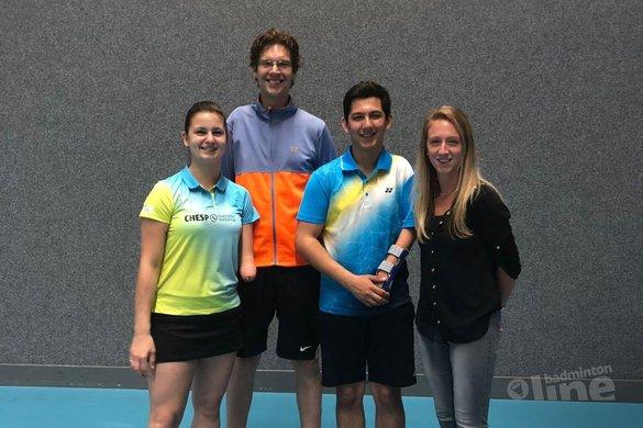 NK Aangepast Badminton wederom een groot succes - Badminton Nederland