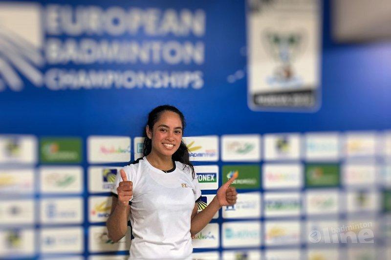 Veel Nederlands succes op tweede dag EK Badminton 2018 - Badminton Nederland