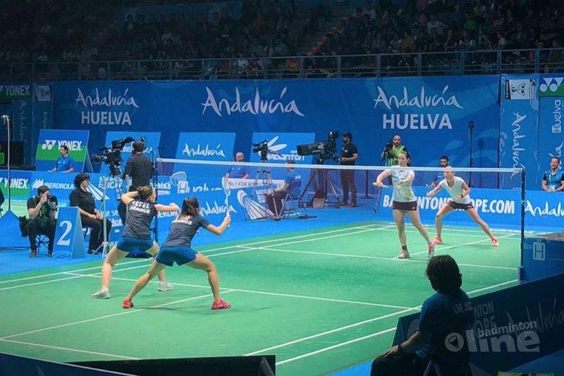 Brons voor Selena Piek en Cheryl Seinen bij EK Badminton 2018 - Badminton Nederland