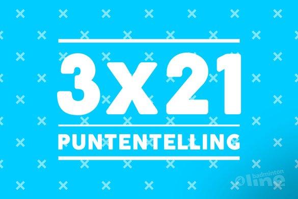 De Badminton World Federation handhaaft het 3 x 21 rallypoint scoresysteem - badmintonline.nl