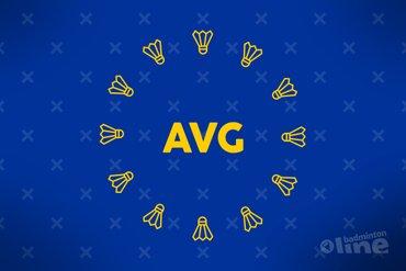 badmintonline.nl en de AVG