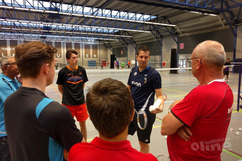 Erik Meijs FUNDRAISER in volle gang in Arnhem