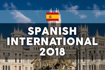In Madrid op jacht naar rankingpunten tijdens Spanish International 2018
