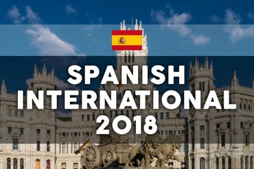 In Madrid op jacht naar rankingpunten tijdens Spanish International 2018