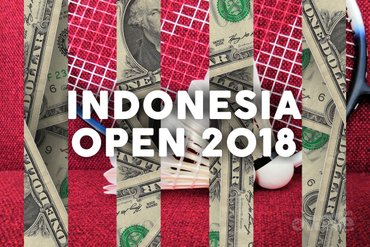 Dutch badminton players vying for US$ 1,250,000 prize purse of Indonesia Open 2018 in Jakarta