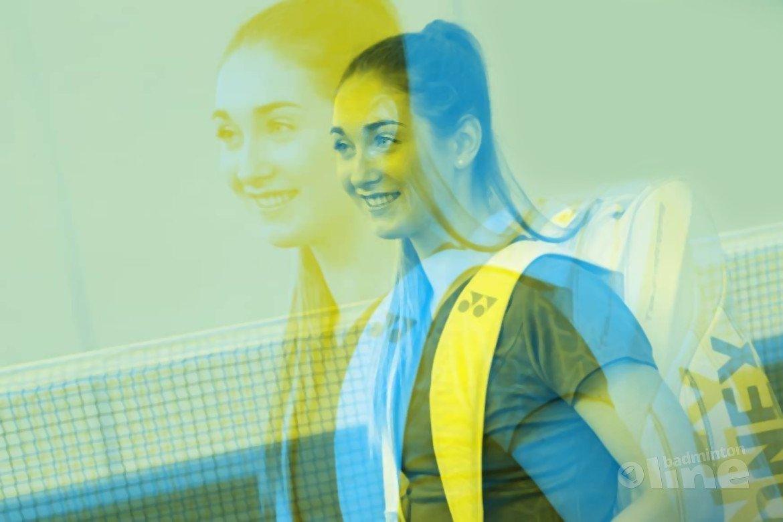 Imke van der Aar en Debora Jille winnen eerste ronde in Rusland