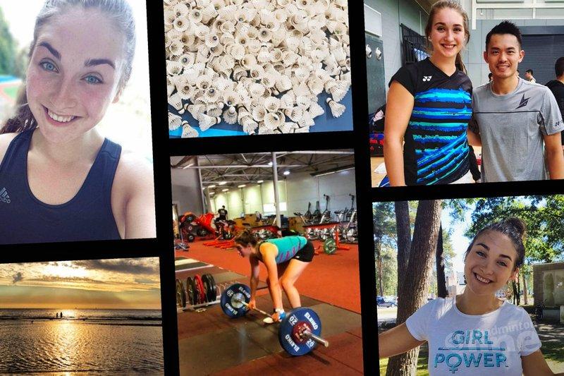 Hoe bereiden de Nederlandse spelers zich voor op het WK Badminton? - Imke van der Aar / badmintonline.nl