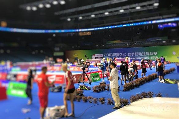 WK Badminton 2018: eerste dag achter de rug - Badminton Nederland / badmintonline.nl