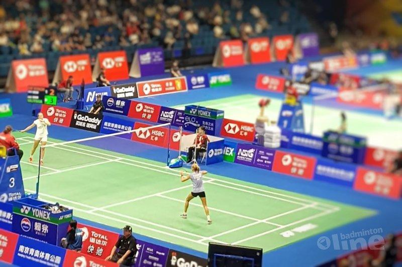 WK Badminton 2018: Jelle Maas en Robin Tabeling knallen tweede ronde in - Badminton Nederland / badmintonline.nl