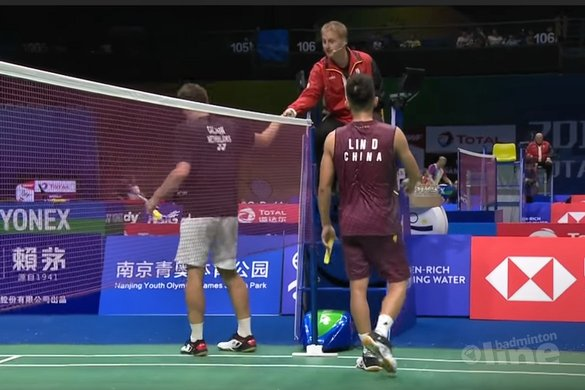 WK Badminton 2018: Mark Caljouw exit, Arends en Piek door (VIDEO) - BWF