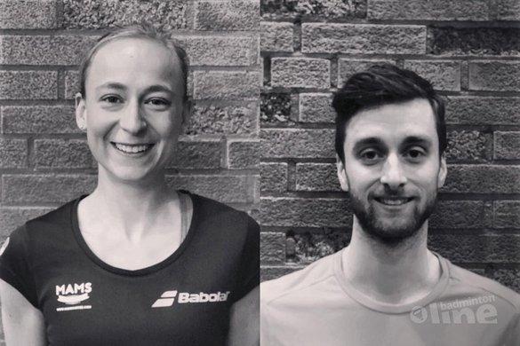 Twee finaleplaatsen Belgian International 2018 voor Nederlandse badmintonners - Badminton Nederland