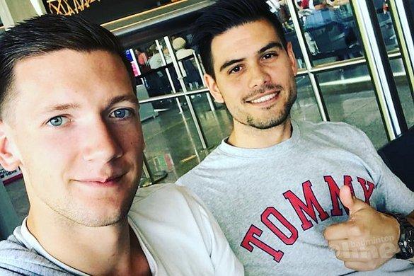 Nick Fransman en Joran Kweekel spelen Eurasia Bulgarian Open - Nick Fransman