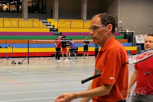 Trainingskamp OroDenmark-Skibby: niet voor iedereen - badmintonline.nl