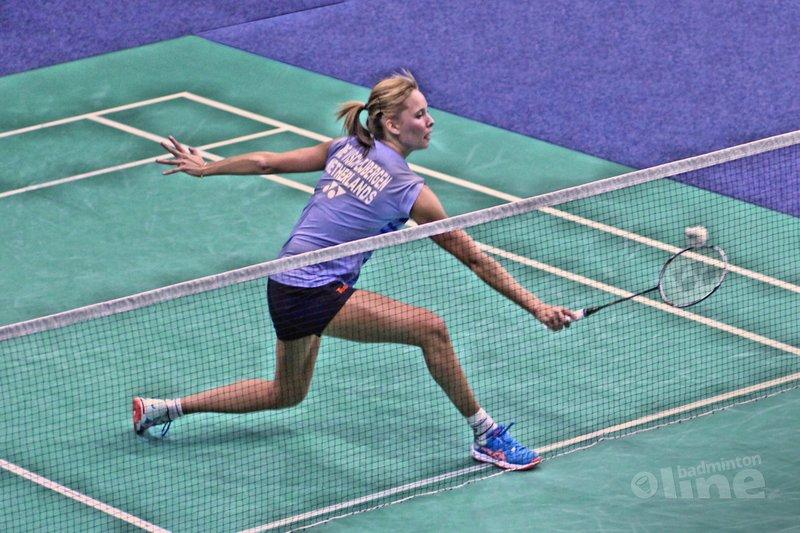 Wereldranglijst van 16 augustus 2018: Soraya de Visch Eijbergen terug in top 60 - Geert Berghuis / badmintonline.nl