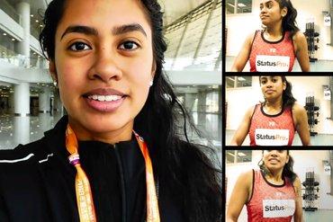 Badmintonvlogger Gayle Mahulette naar hoofdtoernooi Dutch Open in Almere