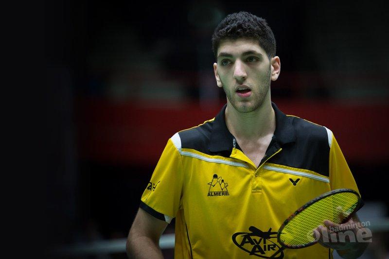 Syriër Aram Mahmoud titelfavoriet Master-toernooi in Drachten - Jos van den Einde