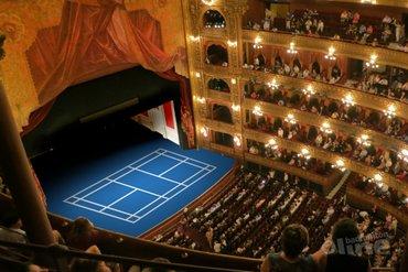 Wereldprimeur badminton: U19 interland Duitsland - Nederland in theater Bremen