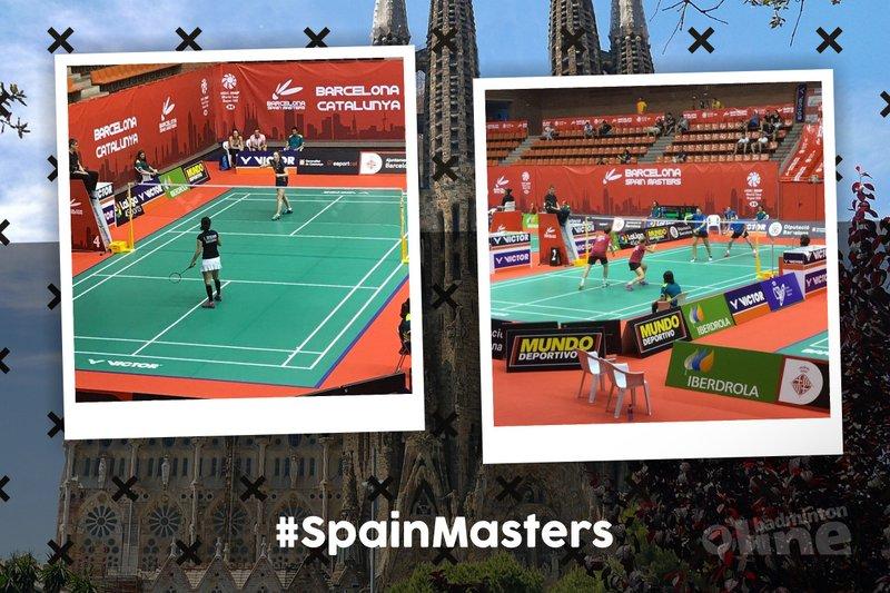 Debora Jille speelt degelijke driesetter in Barcelona - Badminton Nederland / Pixabay / badmintonline.nl