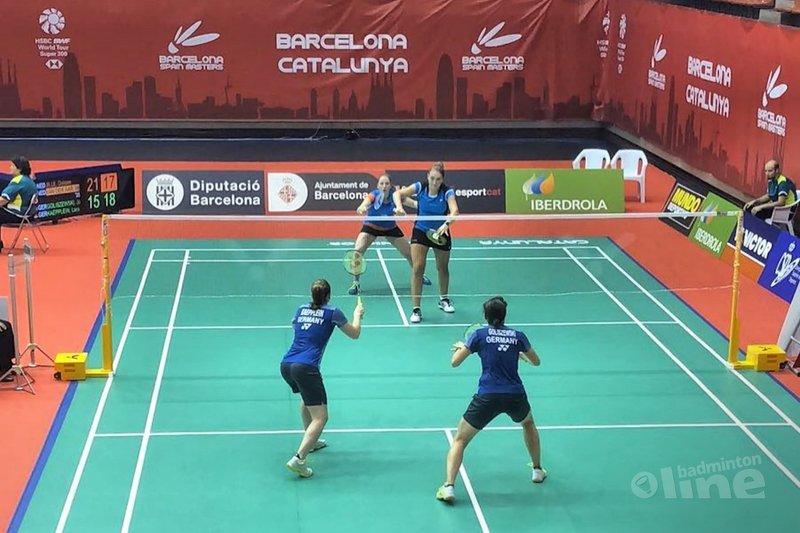 Early exit voor topbadmintonner Mark Caljouw in stad van Gaudi - Badminton Nederland
