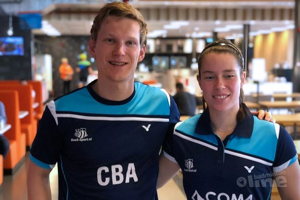 Nog vijf Nederlandse koppels in de race voor kwartfinaleplekken in Barcelona - Cheryl Seinen