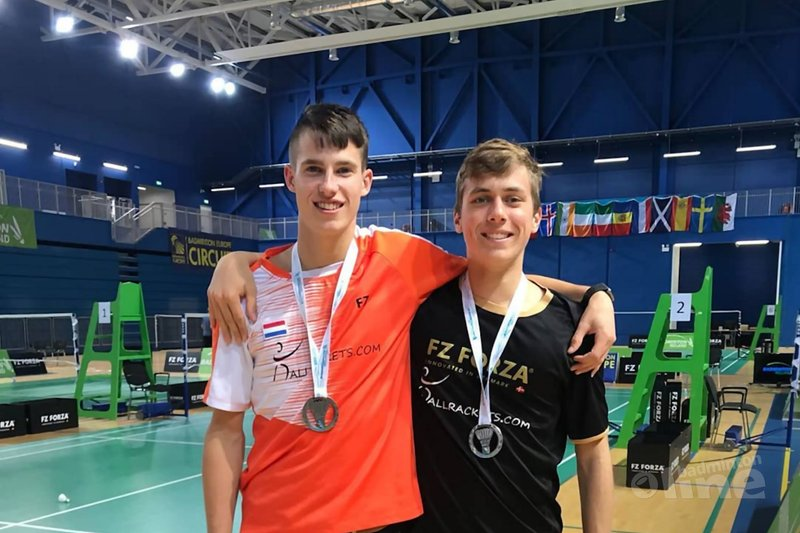 Nederlandse tieners leveren prachtige prestaties in Dublin - Gijs Duijs