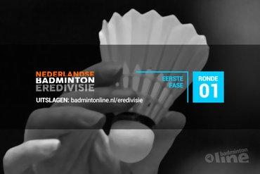 Hoornse badmintonners aan kop in nieuwe seizoen Nederlandse Badminton Eredivisie
