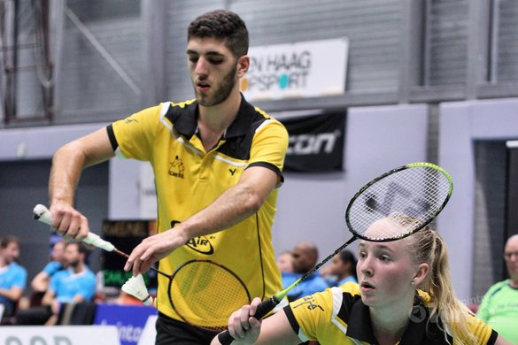 Almere begint met nederlaag tegen VELO - badmintonenzo.net