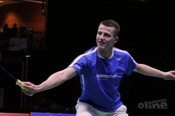 Topbadmintonner Mark Caljouw casht US$ 2,100 in Japan en verslaat nummer 18 van de wereld - badmintonenzo.net