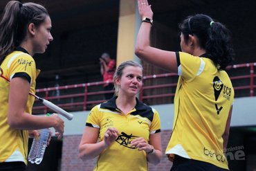 Herstel van Almere tegen Smashing in tweede ronde Nederlandse Badminton Eredivisie