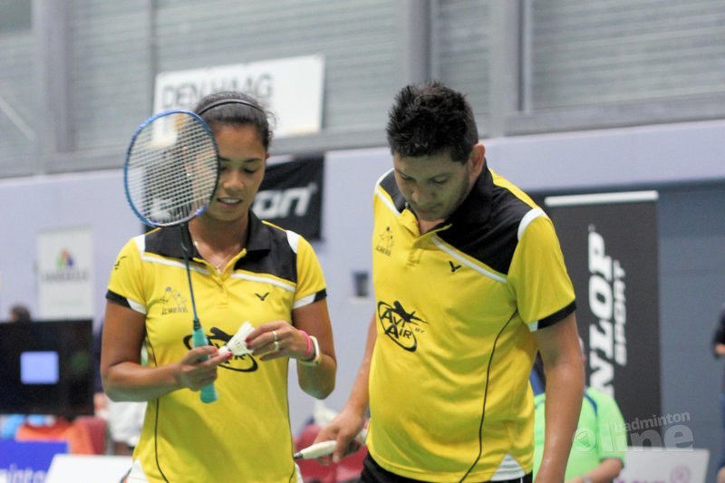 Almere gastheer voor DKC in derde Nederlandse Badminton Eredivisie weekend - badmintonenzo.net