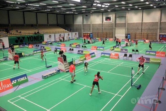 Amy Tan en meisjesdubbel Choukri / Kuiper in finale Belgian Junior - Badminton Nederland