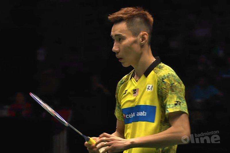 Maleisische badmintongrootheid Lee Chong Wei onder behandeling voor neuskanker - BWF / YouTube
