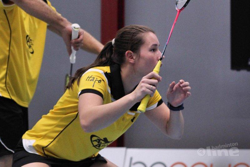 Speelronde 3: Almere laat DKC ontsnappen in Nederlandse Badminton Eredivisie confrontatie - badmintonenzo.net