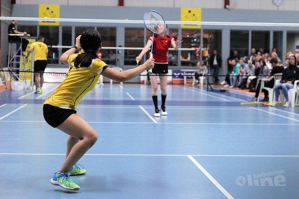 Almere pakt verdiende winst in Nederlandse Badminton Eredivisie - badmintonenzo.net