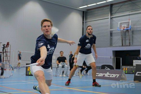 DKC kruipt langzaam maar zeker omhoog in Nederlandse Badminton Eredivisie - Ashton Tokromo