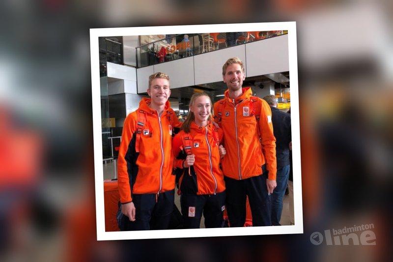 Dennis Koppen onderweg naar Youth Olympic Games in Buenos Aires - Dennis Koppen