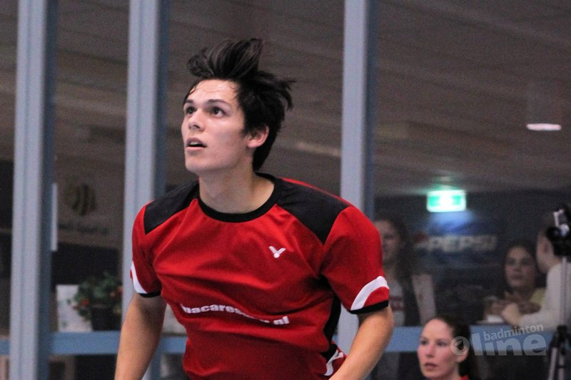 Thomas Sibbald en Meike Versteeg starten in kwalificaties Bulgarian International 2018 - badminton en zo . net