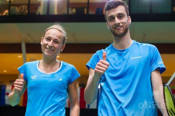 Vooruitblik gemengddubbel Yonex Dutch Open 2018 - René Lagerwaard