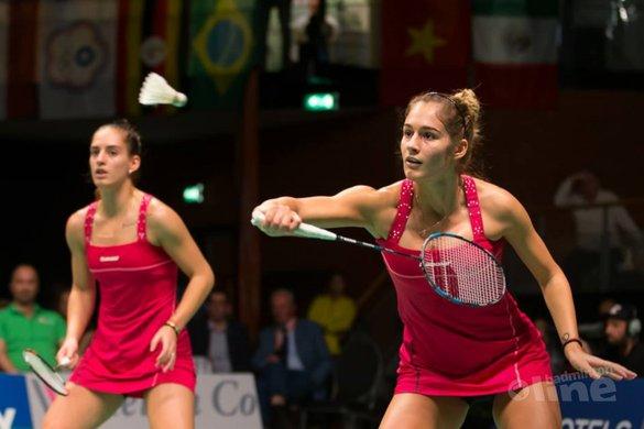 Vooruitblik vrouwendubbel Yonex Dutch Open 2018 - René Lagerwaard